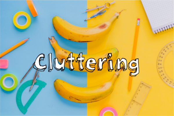 Cluttering Fluency Disorder