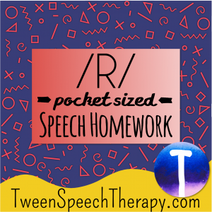 R Pocket Sized Speech Homework