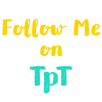 Follow me on TpT